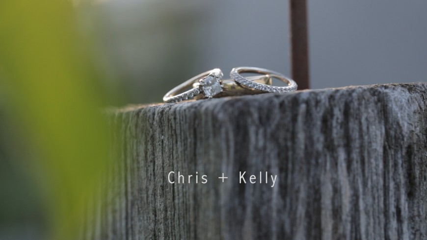 Chris and Kelly